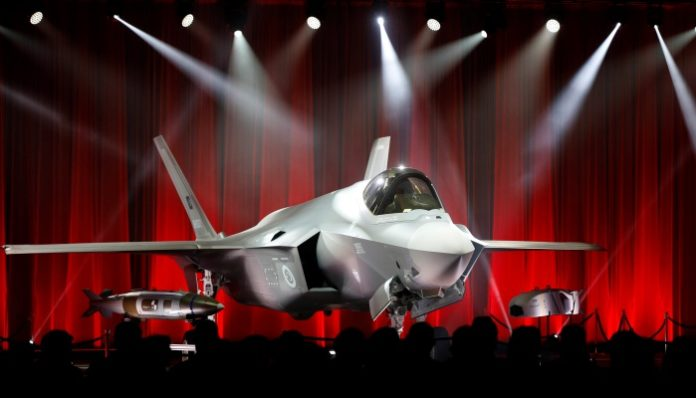 Turkey takes delivery of first F-35 fighter jet in US