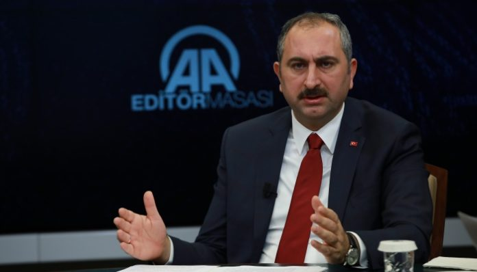 Turkish Justice Minister Gul speaks exclusively to Anadolu Agency